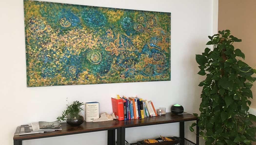 Mediation in Salzburg - das Büro von Claudia Zink in der Neutorstrasse
